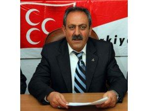 MHP Muğla İl Başkanı Mehmet Korkmaz: Saatcı 3 parti değiştirdi