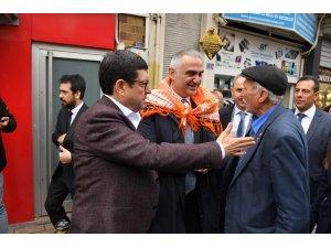 """Bakan Ersoy, Saylak'ın hazırladığı projelere destek olacağız"""""""