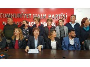 CHP İlçe Başkanı Çimen, Var gücümüzle çalışacağız