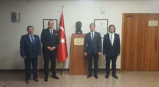 Başkan Oktay ilk yurt dışı seyahatini Tataristana gerçekleştirdi