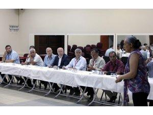 MUĞLA'DA CHP'Lİ BELEDİYE MECLİS ÜYELERİ YEREL YÖNETİM EĞİTİMİNE KATILDILAR