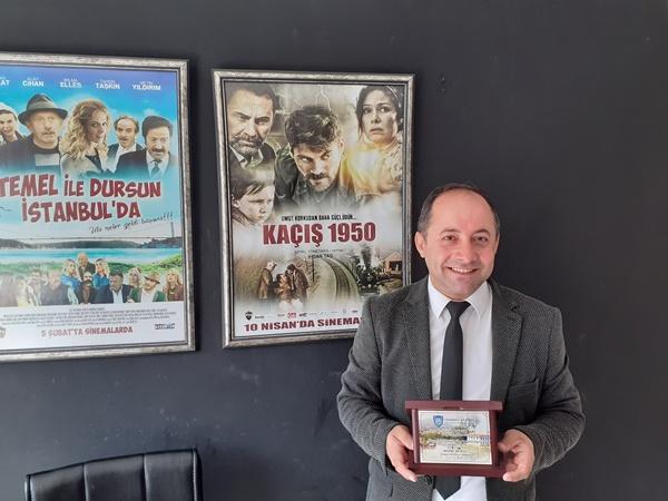 YAPIMCI İHSAN TAŞ'A BULGARİSTAN'DAN ONUR ÖDÜLÜ