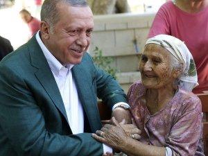 Cumhurbaşkanı Erdoğan Stratonikeia Antik Kenti ve ören  yerini gezdi