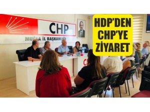 "KADEM METE ""HDP'NİN CHP ZİYARETİ ÇOK MANİDAR"""