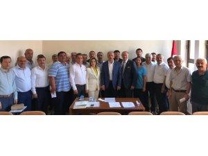 Ak Parti Meclis Üyeleri Fethiye Körfezini Gündeme Taşıyor