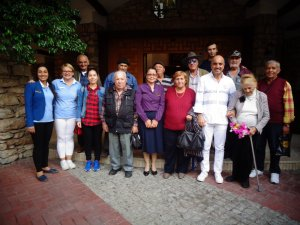Martı Otel Yaşlıları Unutmadı