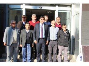 Başkan Karaca'dan Meslek Odalarına Ziyaret