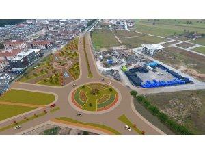 Menteşe Kentsel Tasarım Yolu 2. Etap