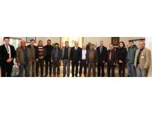 """Milas SavranKoop Başkanı; """"Büyükşehir ile her şey çok güzel olacak"""""""