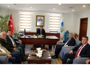 """Karaca, """"CHP ve İyi Parti'nin Fethiye'de gerçek ittifakını bu dönemde sağlayacağız"""""""