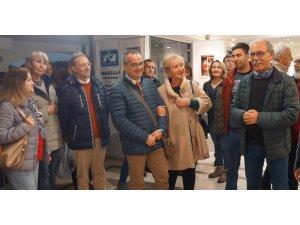 """""""KARACASU'DAN YÜZLER"""" NAFOD MARMARİS'TE FOTOĞRAF SERGİSİ AÇTI"""