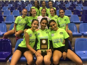 Büyükşehir Belediyesi Spor Kulübü Başarıdan Başarıya Koşuyor