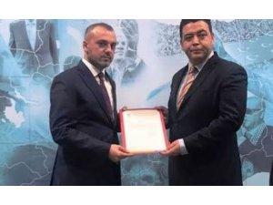 AK Parti Bodrum İlçe Başkanlığına Osman Gökmen Atandı