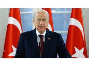 MHP Lideri Bahçeli: Çanakkale kınalı kuzuların destanı, arkası ve sahibi Allah olan bir milletin can ve cesaret divanıdır