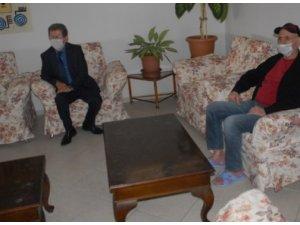 Fethiye Belediyesi Huzurevinde Giriş Çıkışlar Yasaklandı