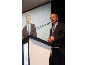 AK Parti'mizin 7. Olağan Kongre sürecinde yeniden aday olmayacaklarını daha önce  ifade etmişlerdi.