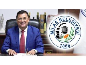 Milas Belediye Başkanı Muhammet Tokat, Polis Haftası nedeniyle bir mesaj yayınladı