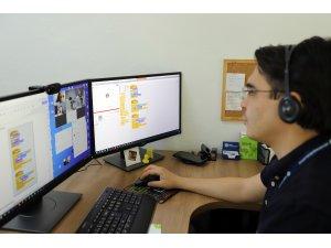 Muğla Online Kodlama Kampı Atölye Etkinliğine 70 Öğrenci Katıldı