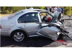 Denizli'de; Trafik kazalarının sayısı azaldı