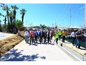 Bodrum Limanı 15 Haziran'da Vatandaşların Hizmetinde
