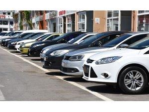 Muğlada araç sayısı 513 363'e ulaştı