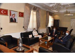 Muğla Milletvekillerinden Vali Orhan Tavlı'ya Hayırlı Olsun Ziyareti