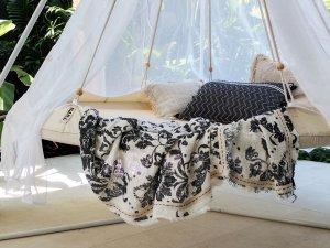 Kamp tutkunları için L'unica'dan asılabilir yatak