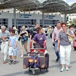 Turist Çok Para Yok