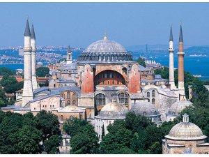 Ayasofyanın statüsü değişti, artık camii.