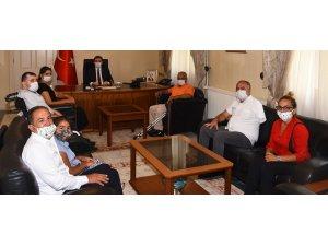 Marmaris Engelli ve Aileleri Birliği Derneği'nden Vali Orhan Tavlı'ya Ziyaret