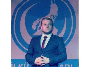 Muğla Ülkü Ocakları Başkanı Burak Demirel: Ülkücü Türk Gençliği olarak şehitliğe her daim hazırız