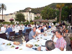 Haluk Levent'in katılımıyla Göcek Halk Evi açılıyor