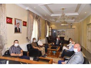 Türk Ocakları Muğla Şubesinden Vali Orhan Tavlı'ya Ziyaret
