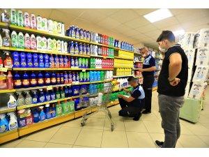 Muğla Büyükşehir Zabıtasından Fahiş Fiyat ve Etiket Denetimi