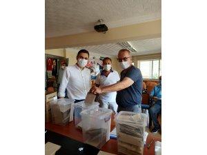Ak Parti Marmaris İlçe Başkanlığı delege seçimleri tamamlandı