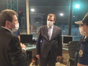 Muğla Valisi Orhan Tavlı Koordinesinde Covid19 Denetimlerinin Üçüncüsü Gerçekleştirildi