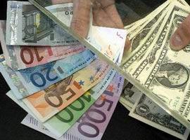 Euroda rekor düşüş