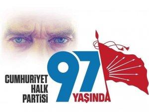 CHP'nin 97'nci yıl etkinliği iptal edildi