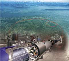 ODTÜ Büyük Hadron Çarpıştırıcısı deneyinde