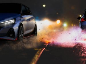 En Güçlü Hyundai i20 Kendini Göstermeye Başladı