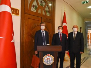 Avusturya Ankara Büyükelçisi Johannes Wimmer Muğla'da