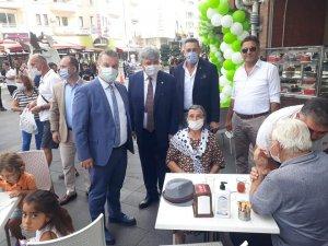 Metin Ergun'den Marmaris'e Çıkarma