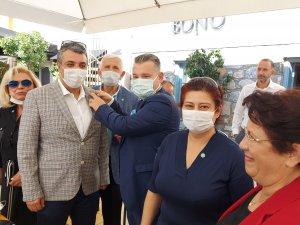 İYİ Parti Marmaris İlçe Başkanı Ali Toksoy: Marmaris'te Büyüyoruz