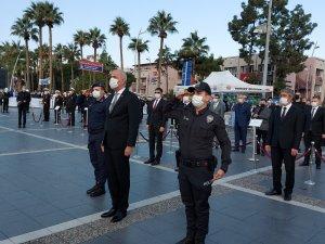 Marmaris'te, Atatürk özlemle anıldı