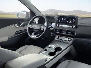 Hyundai KONA Electric Şimdi Daha Teknolojik ve Modern