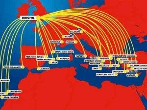 Jet2 Bristol2021'de Türkiye'ye Uçacak