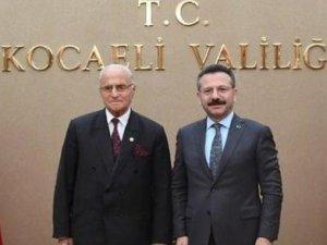 Aydın Valisi Aksoy'un babası vefat etti