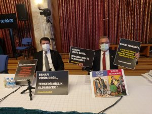 CHP'li Girgin: Kapatın Demesi Kolay