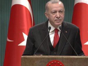Erdoğan, koronavirüs için alınan önlemleri açıkladı