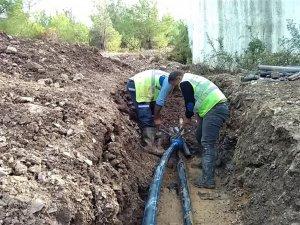 Milas Ekizköy Mahallesi'nin İçme Suyu Hattı Yenilendi